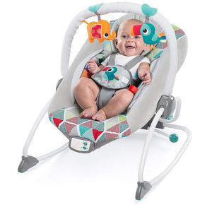 Portable Fold Lightweight Rocker Napper