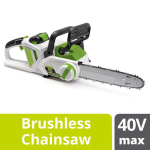 Rechargeable Cordless Chainsaw - Brushless Motor