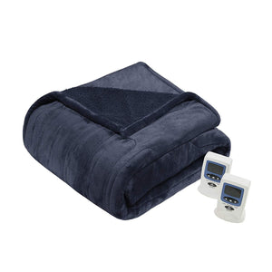Luxury Plush Electric Heated Blanket,80x84