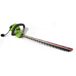 Dual-Action Corded Hedge Trimmer