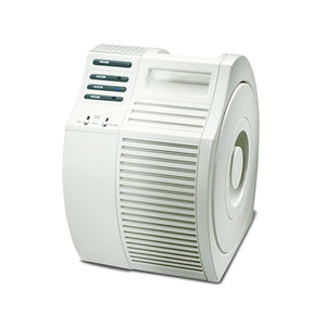 Electronic Push Button Controls Air Purifier