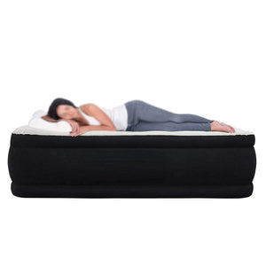 Upgraded Luxury Raised Air Mattress