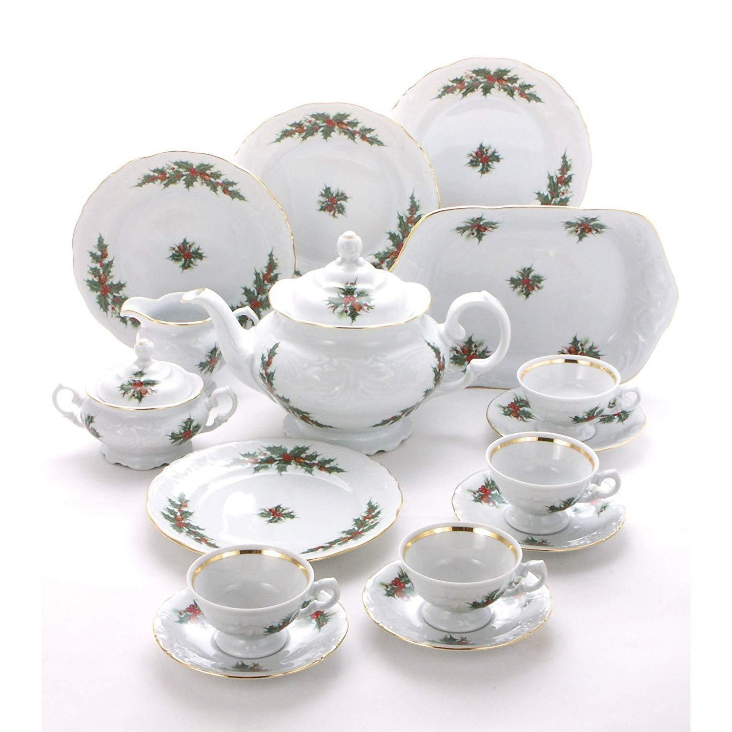 New Porcelain Tea Set for Children