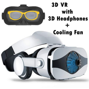 Virtual Reality Goggle for 3D Movie Game