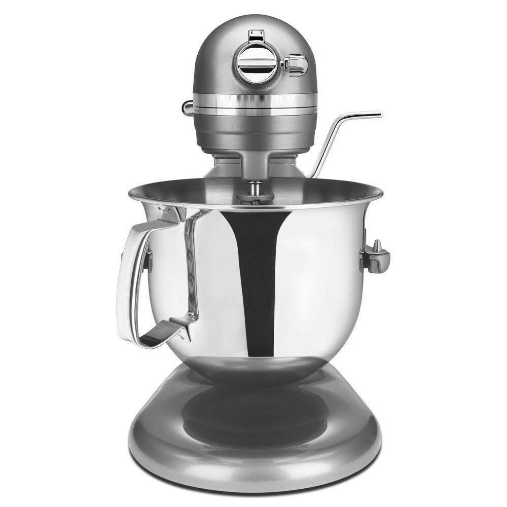 Bowl-Lift Stand Mixer With Comfortable Handle