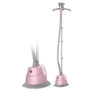 Garment Steamer with 360 Swivel Hanger