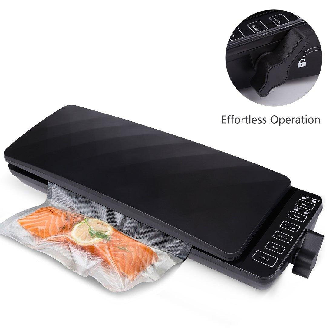 Vacuum Sealer Machine With Automatic Touch Screen