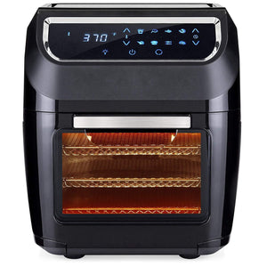 8-in-1 Electric Air Fryer Oven,LED Touchscreen