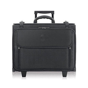 Nylon Telescoping Handle Laptop Case