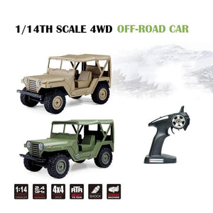 Remote Control Off Road Car Kit