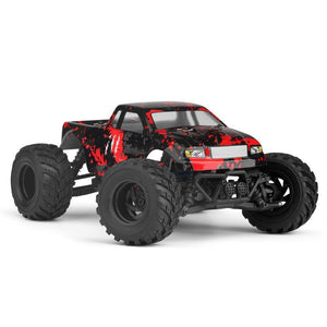 Waterproof Off-Road Truck (Green/Red)