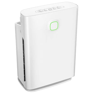Large Air Purifier with True Filter(White)
