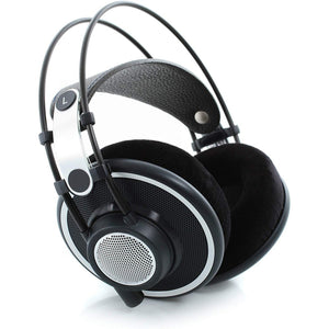 Over-Ear Headphones With 3d-Foam Ear Pads