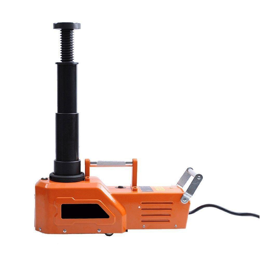 Hydraulic Floor Jack with LED Light