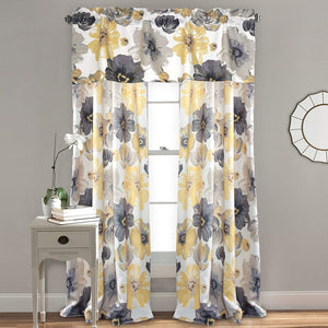 Room Darkening Window Curtain Panel Pair