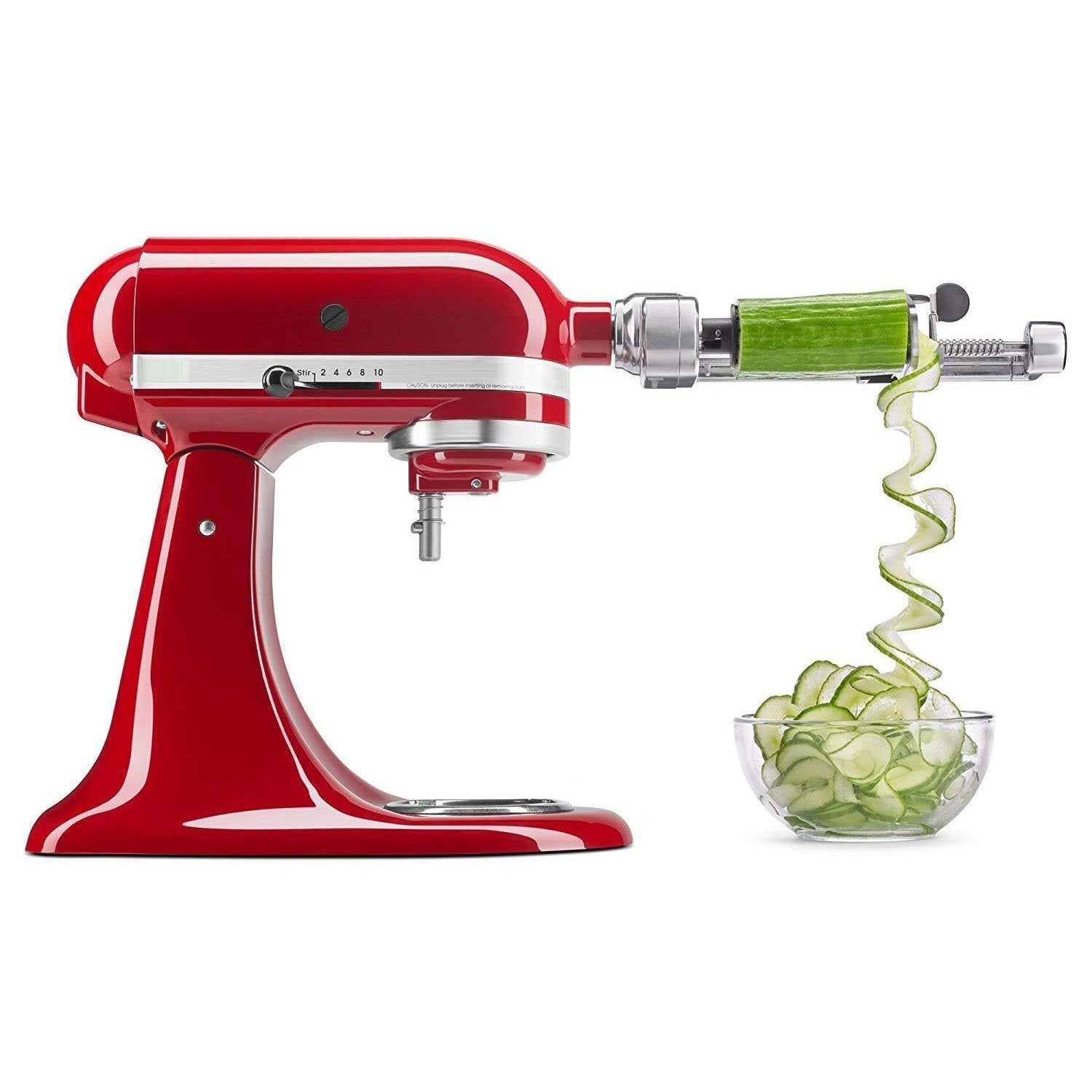 Meat Grinder With Versatile Blade System,Silver