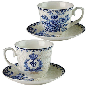Tea Cups and Saucer Sets For Adults