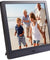 Wi-Fi Cloud Digital Photo Frame With Email