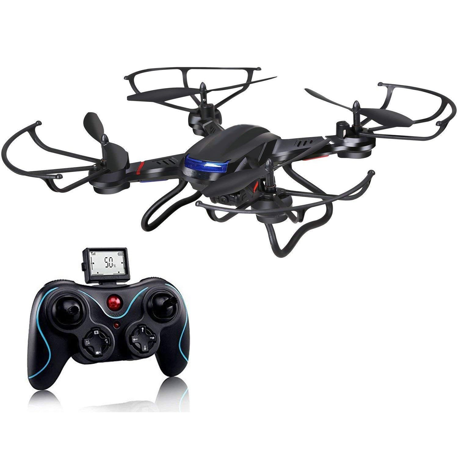 Drone with Altitude Hold Function,Black