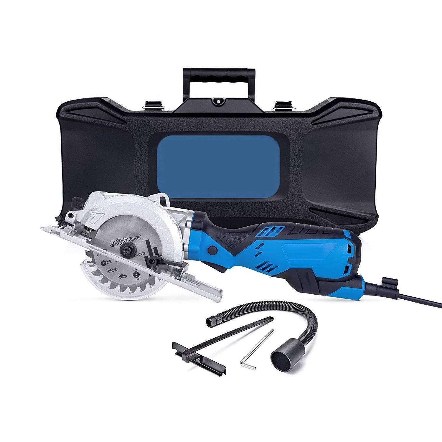 Corded Electric Compact Circular Saw