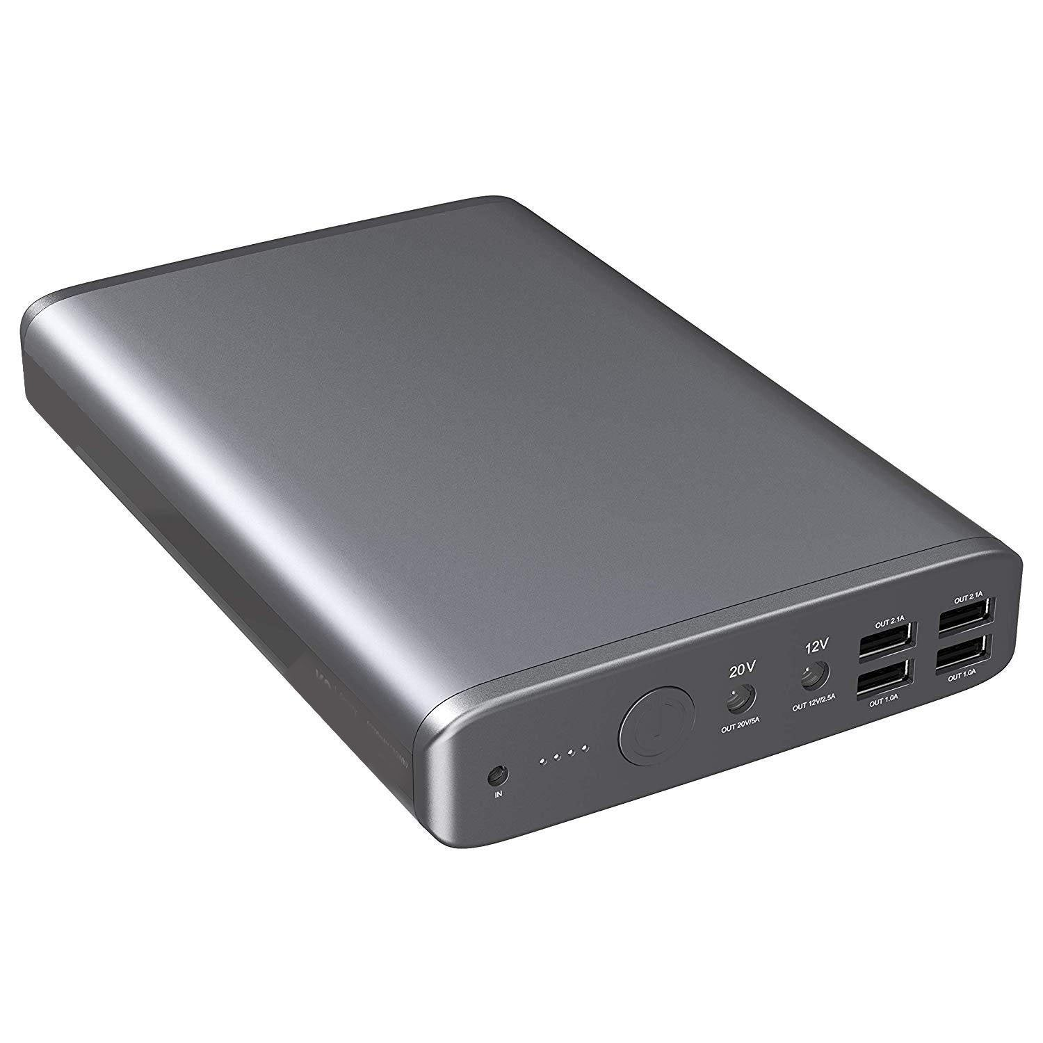 Portable Laptop Power Bank 185Wh/50000mAh