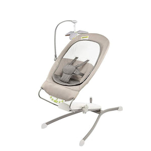 Multi-Level Adjustable Baby Bouncer,Grey