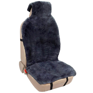 Sheepskin Seat Cushion Single One Front Seat Cover