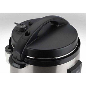 Stainless-Steel Multi-Use Pressure Cooker