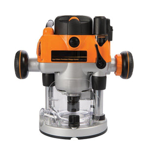 Dual Mode Precision Plunge Router