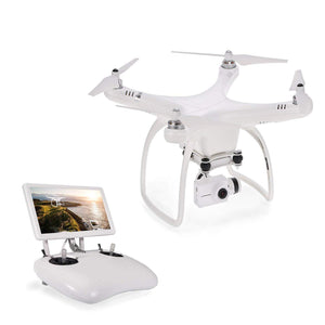 Drone For Beginners With 7 Inch Screen