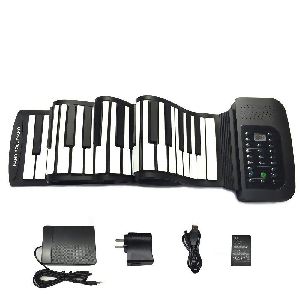 Portable Electronic Music Keyboard Piano For Beginners Gift