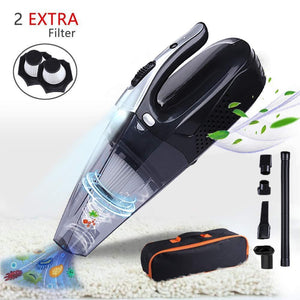Lightweight Handheld Rechargeable Vacuum