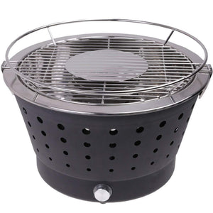 Household Oil-Free Smoke Charcoal Grill
