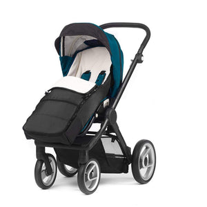 Soft And Warm Stroller Footmuff,Black