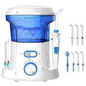 Electric Dental Water Flossers 600ml Capacity