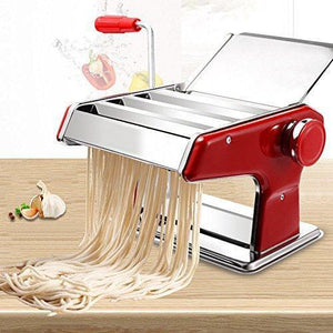 Stainless Steel Manual Fresh Pasta Maker