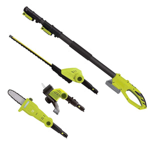 Multi-Angle Adjustable Heads Garden Tool Set