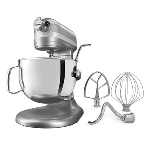 Professional Bowl-Lift Stand Mixer - Silver