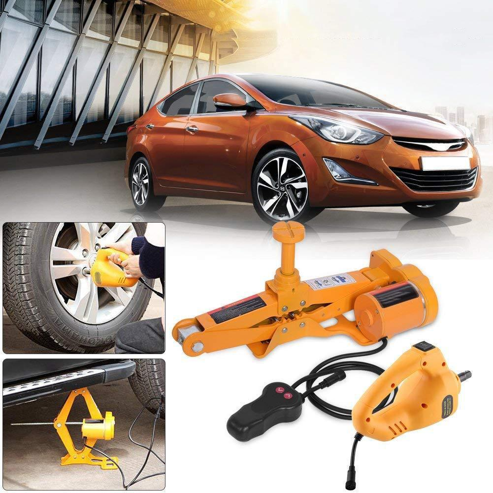 Automotive Electric Car Jack With Controller