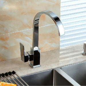 Swivel Spout Chrome Tap