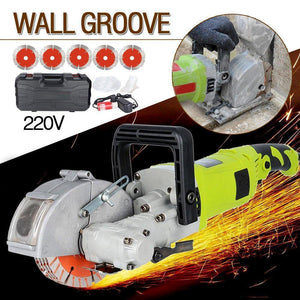 Wall Groove Cutting Machine, 220V
