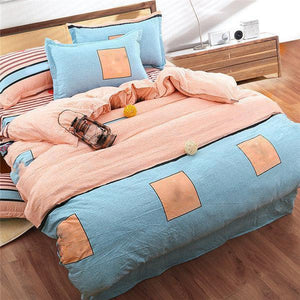 Comfortable Bedding Sets Europe Cotton Queen Size