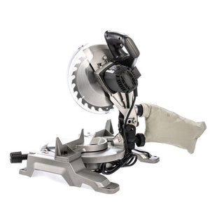 Miter Saw with Laser,Sliver