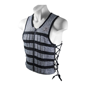 Unisex 10-Pound Adjustable Weighted Vest