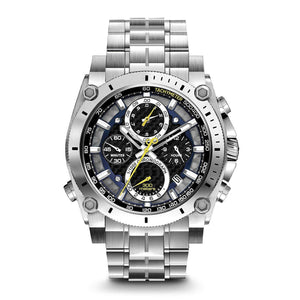Men's Precisionist Stainless Steel Chronograph Watch