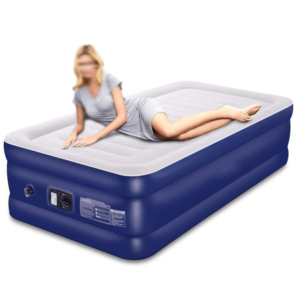 Elevated Double High Airbed for Guest