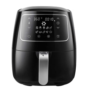 3.7-Quart Electric Oilless Hot Air-Fryer