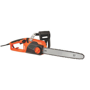 Corded Chainsaw With Powerful 15 Amp Motor