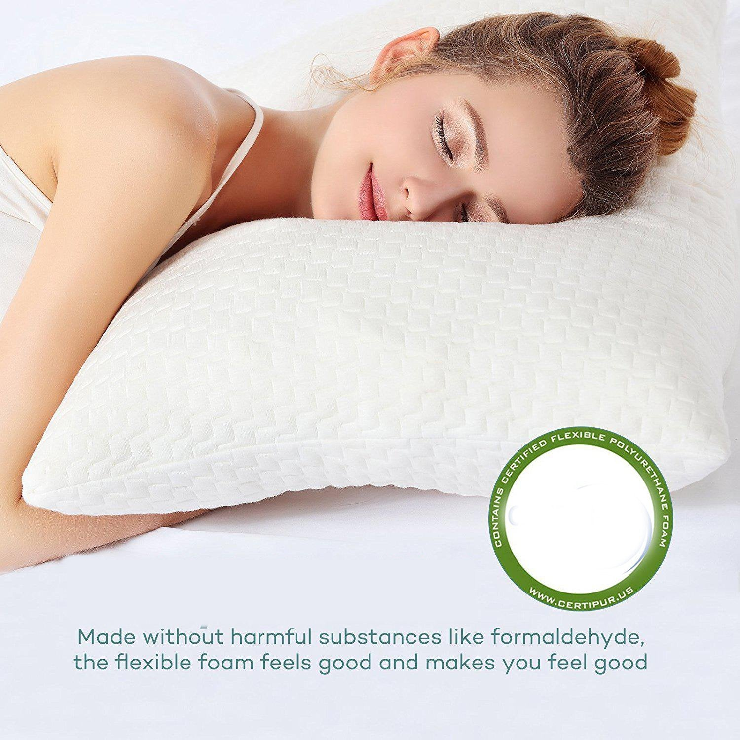 Adjustable Pillows for Sleeping