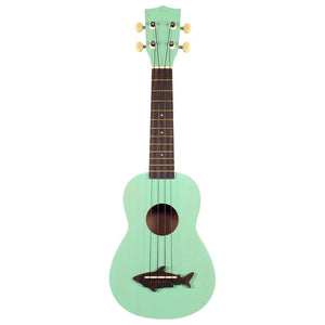 Rose Wood Fingerboard Ukulele With Gig Bag